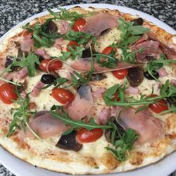 pizza aux gesiers