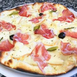 pizza raclette thor-pizza au fromage de raclette vaucluse-